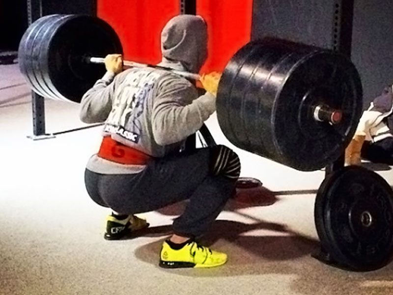 SQUATLIFE 1 Cory Gregory